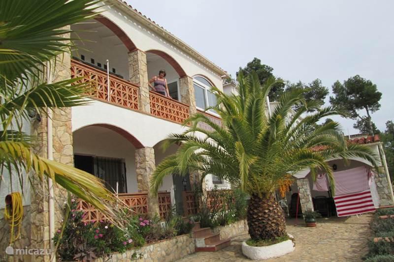 Vakantiehuis Spanje, Costa Brava, Pals Vakantiehuis Casa-Pals