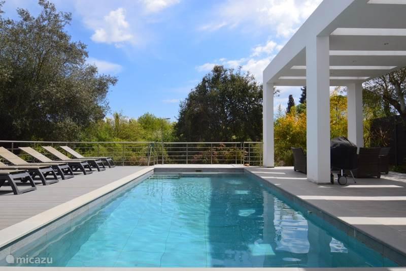 Vakantiehuis Griekenland, Corfu, Gouvia Villa Villa Fisi