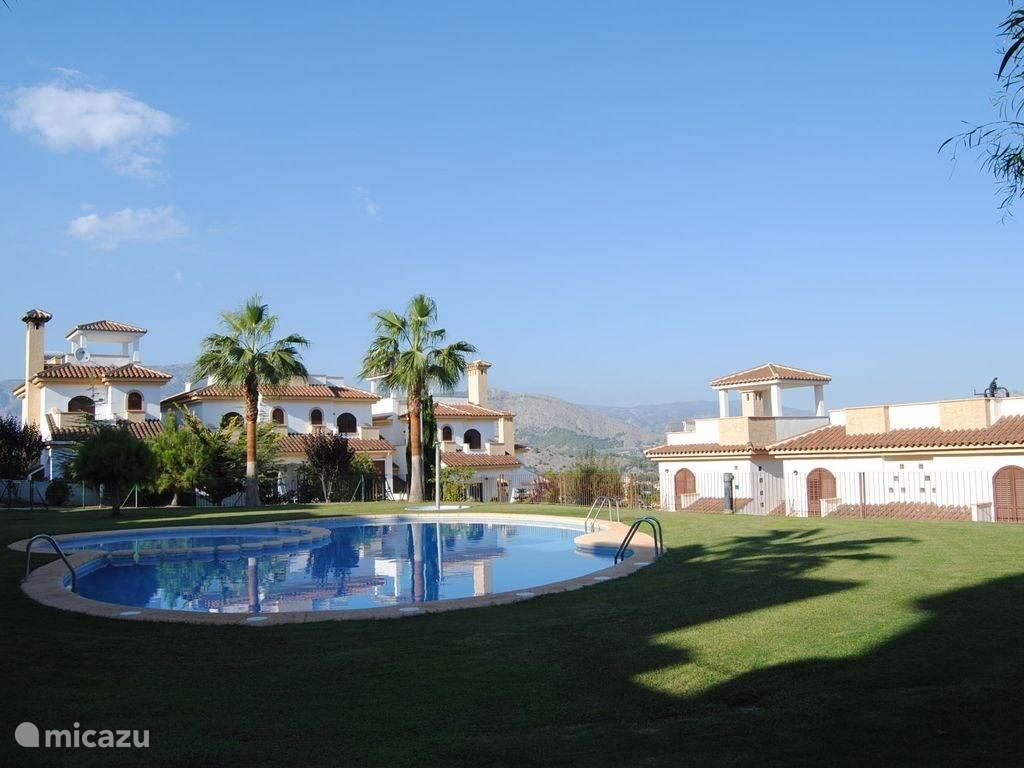 Vakantiehuis Spanje, Costa Blanca, Polop vakantiehuis Casa Flor