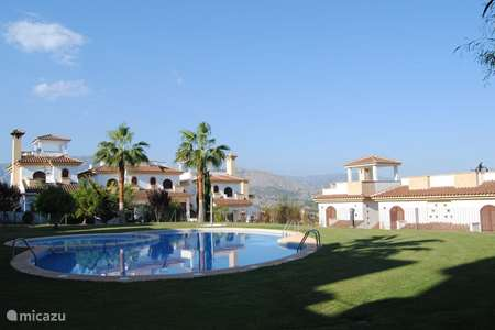 Vakantiehuis Spanje, Costa Blanca, Polop vakantiehuis Casa Flor & Jose