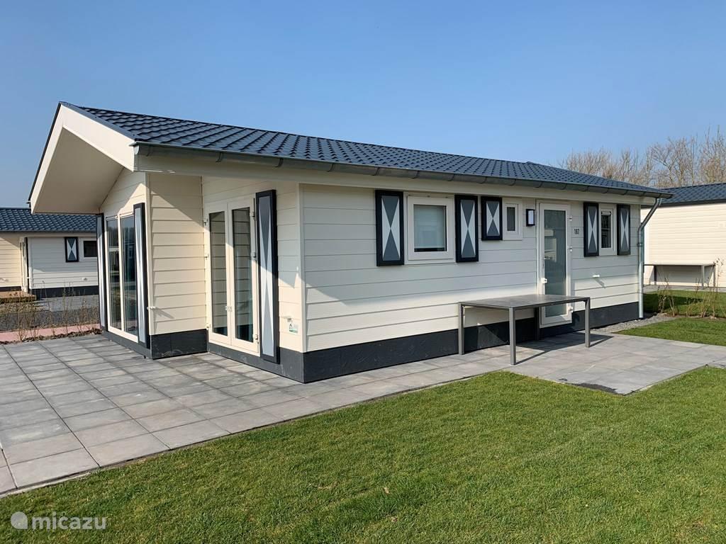 Vakantiehuis Nederland, Zeeland, Biggekerke – chalet Zeemeeuw 187