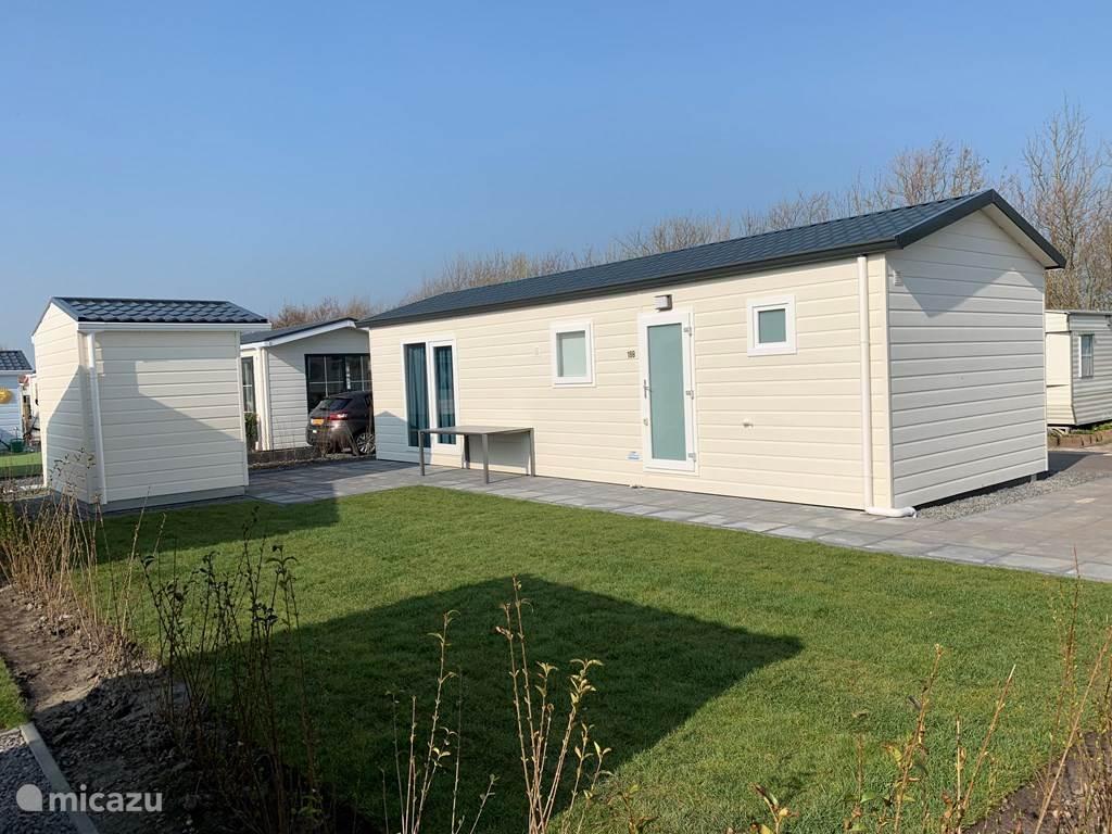 Vakantiehuis Nederland, Zeeland, Koudekerke - chalet Zeemeeuw 188