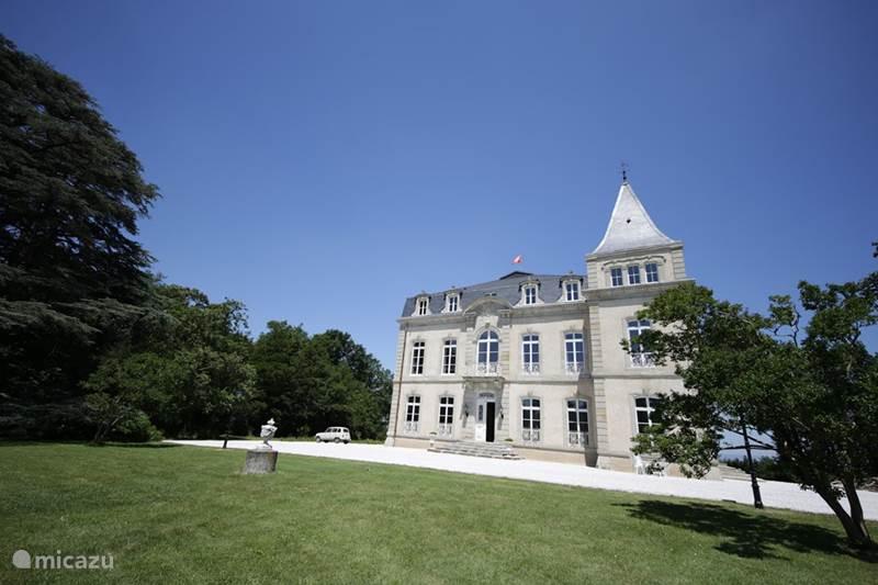 Vacation rental France, Tarn, Cahuzac Holiday house Château Portos - the South of France