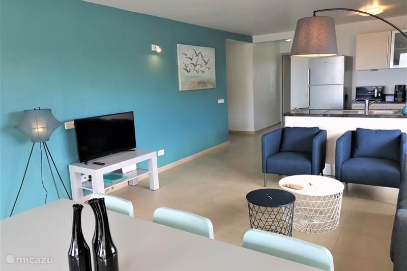 Vakantiehuis Curaçao, Curacao-Midden, Blue Bay Appartement Blue Bay Appartement met Zeezicht!