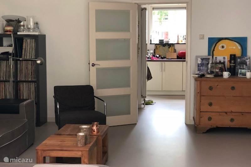 Vakantiehuis Nederland, Noord-Holland, Muiderberg Geschakelde woning Hans Rusche