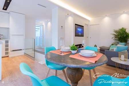 Vakantiehuis Spanje, Costa del Sol, Marbella penthouse Appartement El Barrio Marbella