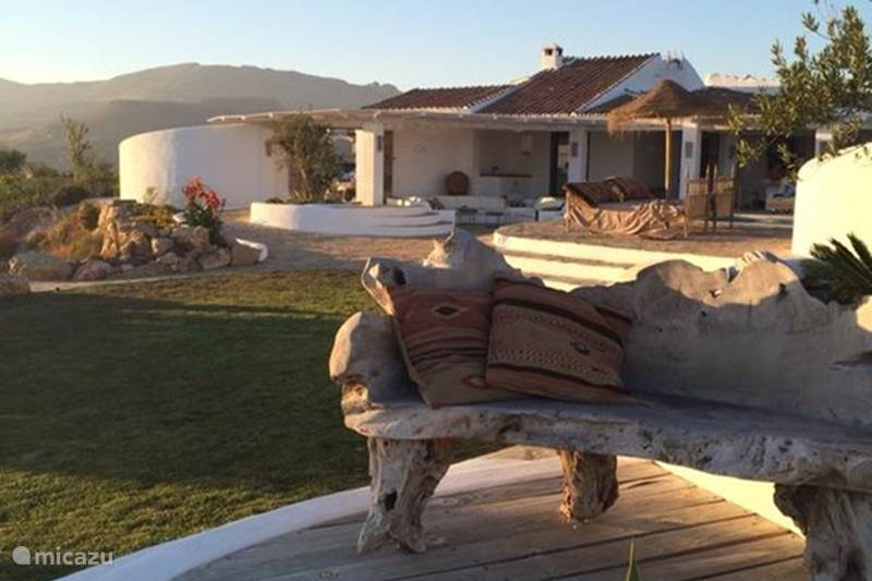 Vakantiehuis Spanje, Andalusië, Canillas de Aceituno Villa Casa Wils