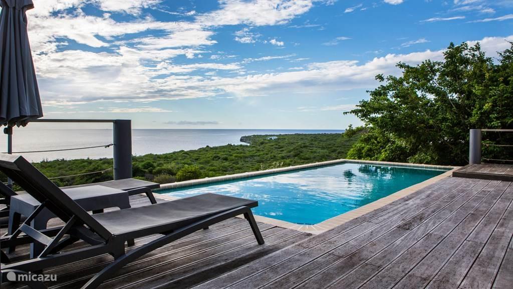 Vakantiehuis Curaçao, Banda Abou (west), Coral Estate, Rif St.Marie villa Villa Dorada
