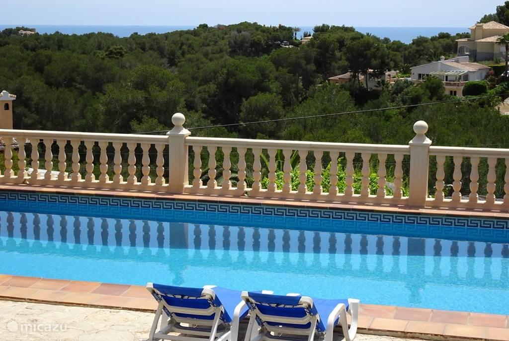 Vakantiehuis Spanje, Costa Blanca, Javea villa Vista Brillante