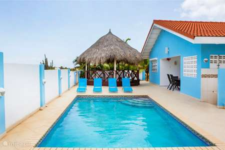 Vakantiehuis Curaçao, Banda Abou (west), Daniël villa Villa Blou Curacao