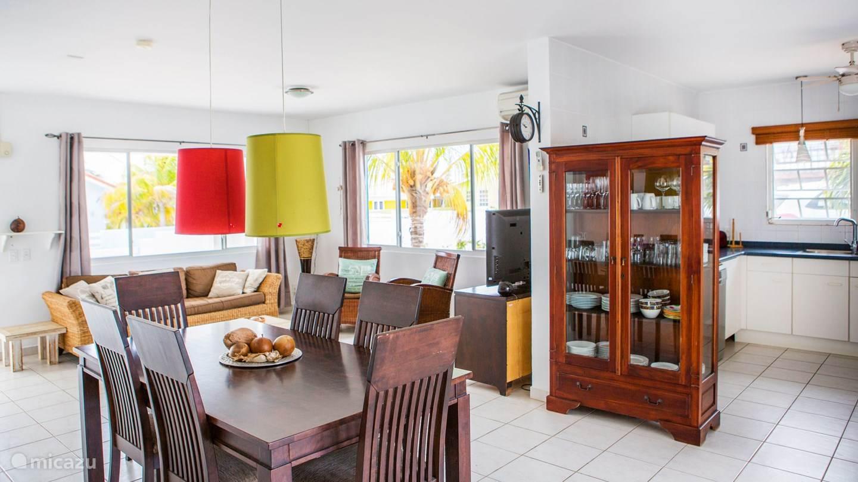Vacation rental Curaçao, Banda Abou (West), Daniël Villa Villa Blou Curacao