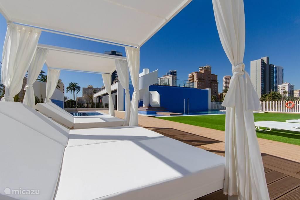 Vakantiehuis Spanje, Costa Blanca, Calpe - appartement Arenal Beach nieuwbouw appartement