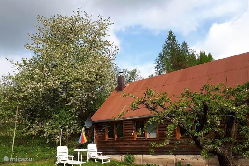 Vacation rental Czech Republic, West Bohemia, Valec Cabin / Lodge Log cabin Jeren
