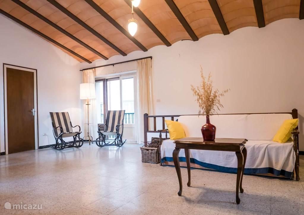 Vakantiehuis Spanje, Costa Brava, Palau Saverdera - stadswoning Charmant dorpshuis, Cap de Creus