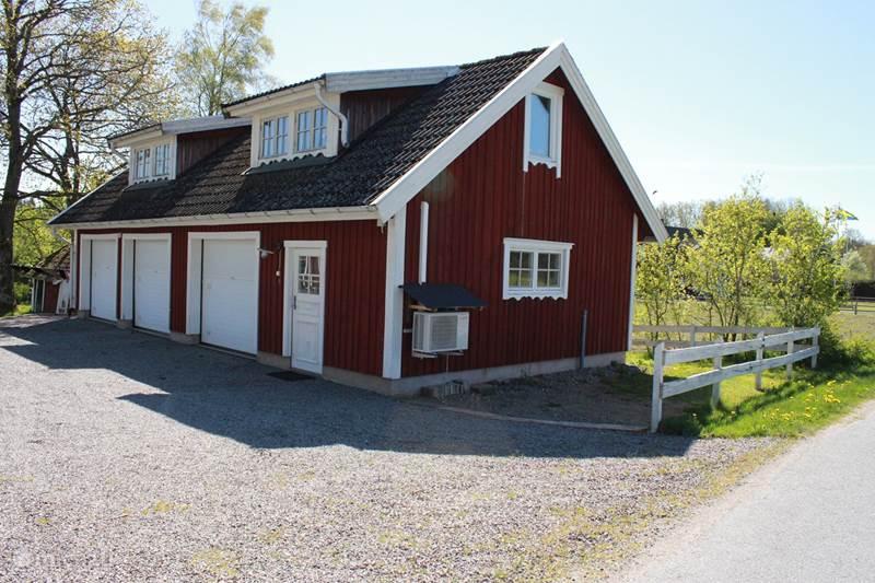 Vakantiehuis Zweden, Småland, Savsjo Appartement Solkaryd