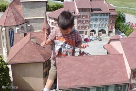 Swissminiatur Melide (Kinderactiviteit)