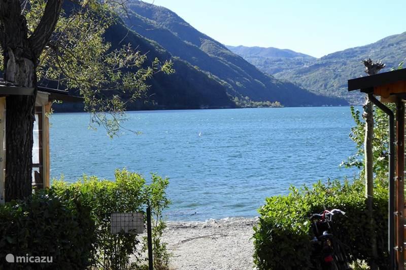 Vakantiehuis Italië, Italiaanse Meren, Porlezza Chalet Porlezza, Chalet Almelo 3