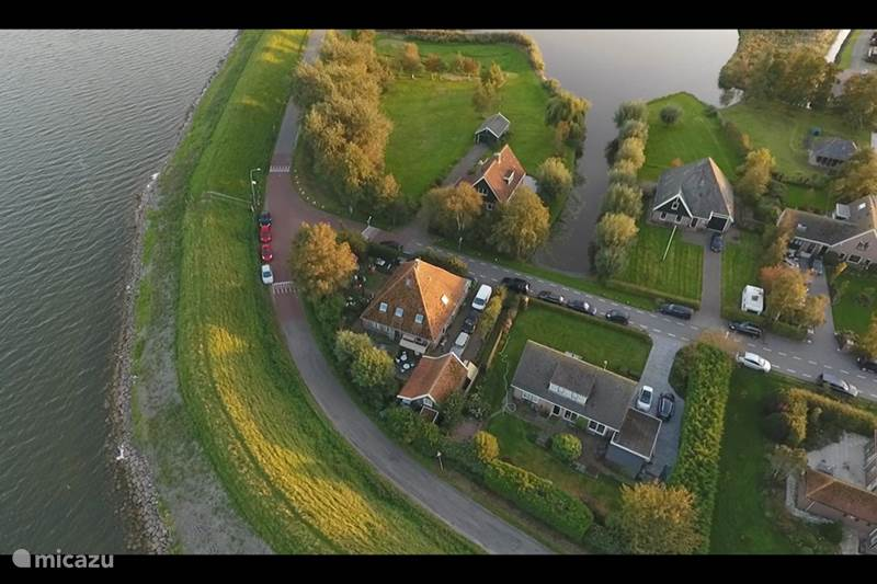 Vakantiehuis Nederland, Noord-Holland, Warder Vakantiehuis Zuiderzeesuite
