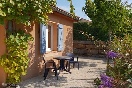 Vacation rental France, Ardèche, Vallon-Pont-d'Arc holiday house 'l Papillon