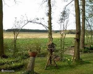 Vakantiehuis Nederland, Gelderland, Emst (Epe) Stacaravan De Bonte Vlucht
