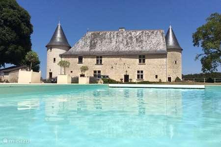 Vakantiehuis Frankrijk, Indre-et-Loire – vakantiehuis Gastenhuis van kasteel te huur