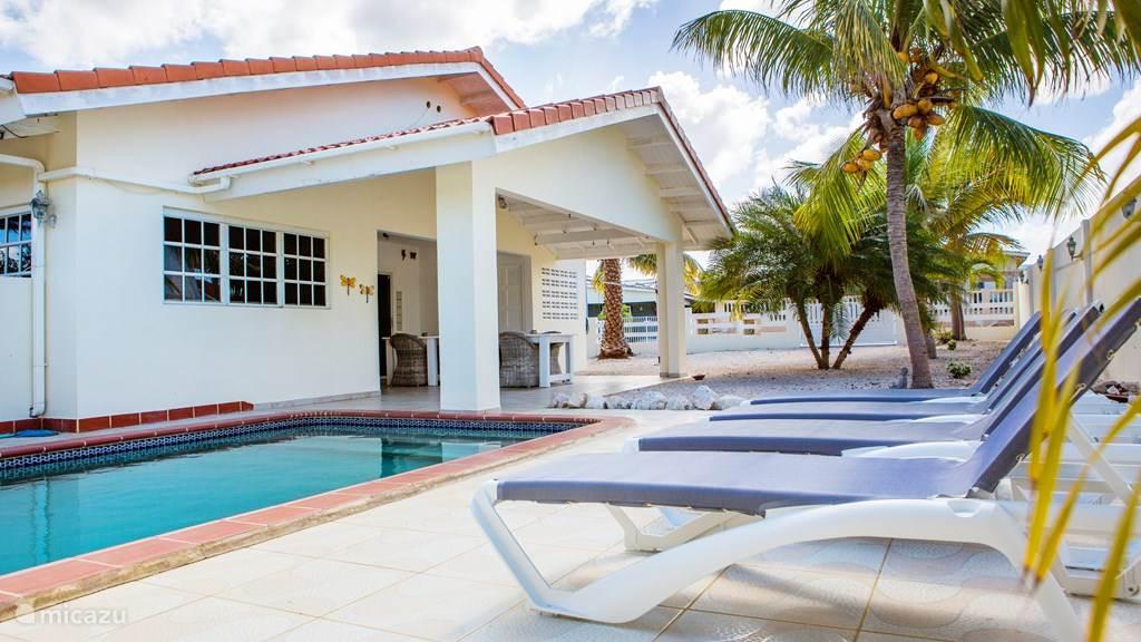 Vacation rental Curaçao, Banda Abou (West), Daniël villa Villa Amarilla