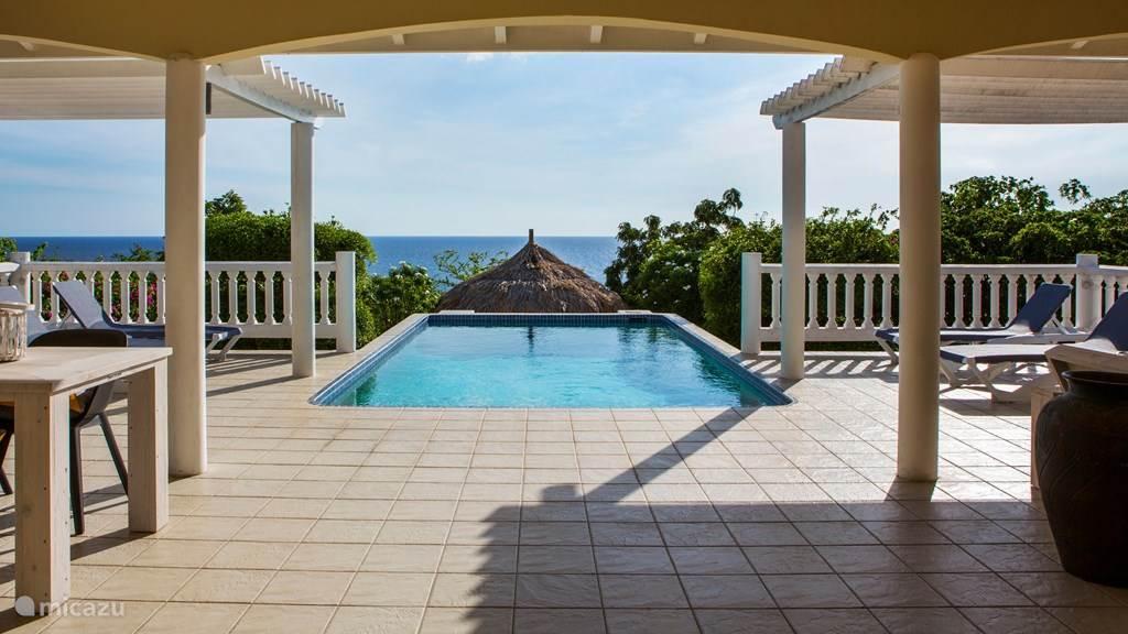 Vacation rental Curaçao, Banda Abou (West), Daniël villa Villa Ocean Paradise