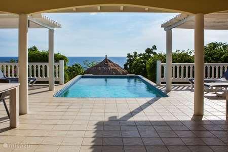 Vakantiehuis Curaçao, Banda Abou (west), Daniël villa  Villa Ocean Paradise
