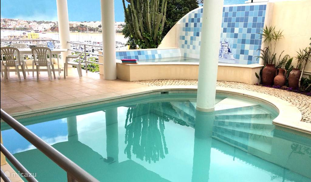 Vacation rental Portugal, Algarve, Praia da Rocha, Portimao villa Villa Madrigal