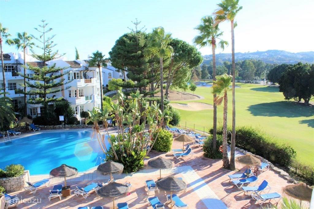 Vakantiehuis Spanje, Costa del Sol, Mijas Golf appartement Perla Roja 2