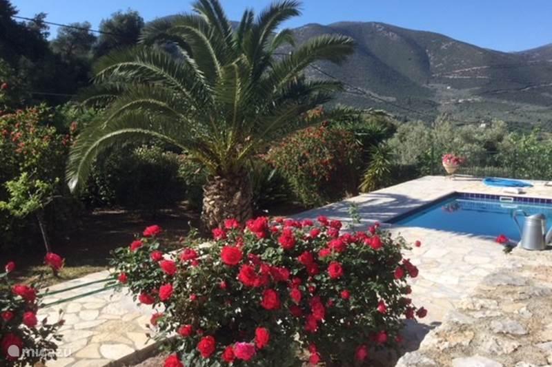Vakantiehuis Griekenland, Peloponnesos, Archaia Epidavros Vakantiehuis Villa Rena