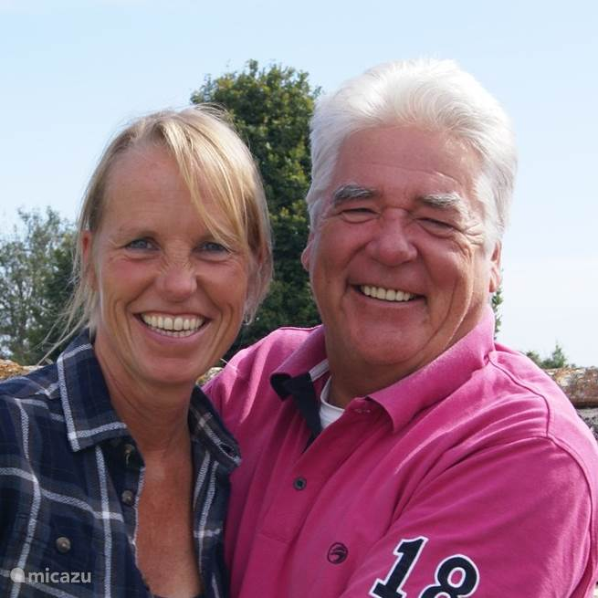 Marc & Jacqueline Receveur