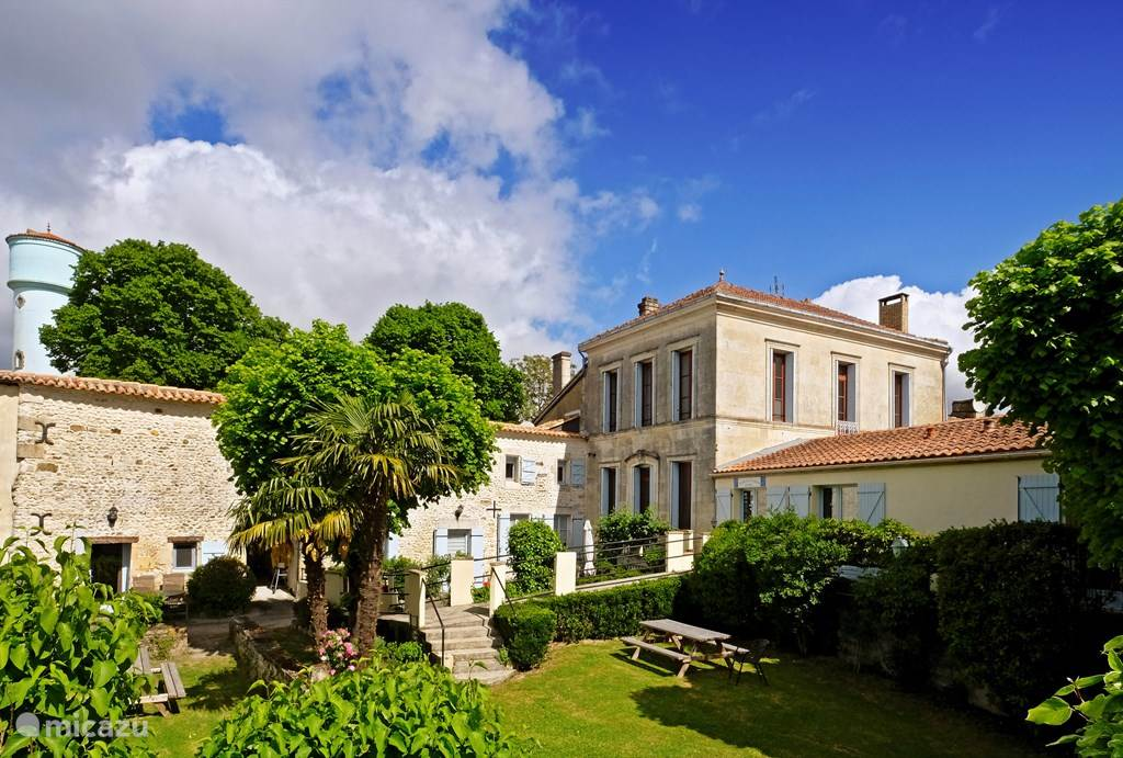 Vakantiehuis Frankrijk, Charente-Maritime, Soubran Gîte / Cottage Domaine la Fontaine – knusse studio