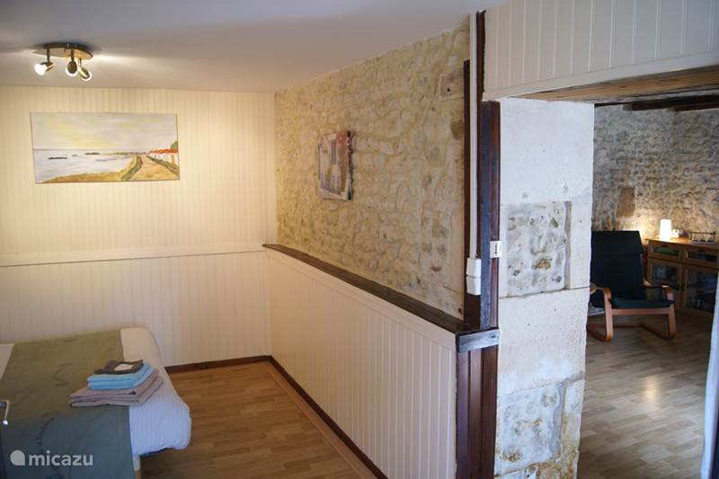 Vacation rental France, Charente-Maritime, Soubran  Gîte / Cottage Domaine la Fontaine - cozy studio