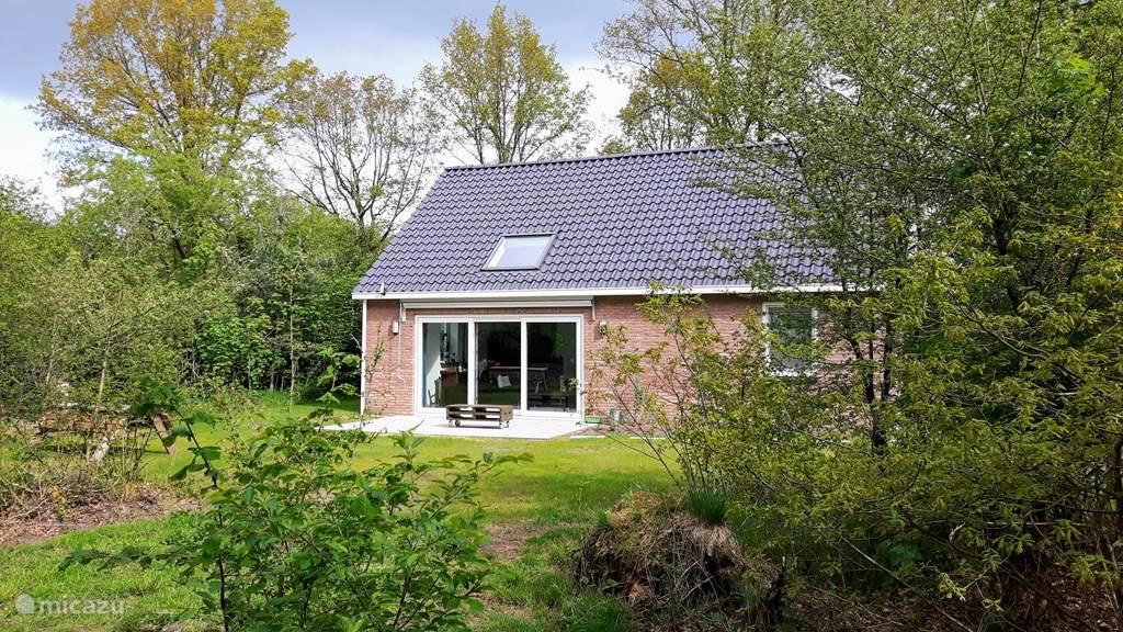 Vakantiehuis Nederland, Drenthe, Westerbork Vakantiehuis BuitenGewoon