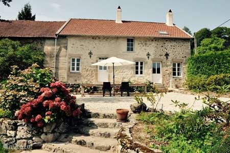 Vakantiehuis Frankrijk, Saône-et-Loire – boerderij Vakantiehuis Mont Beuvray