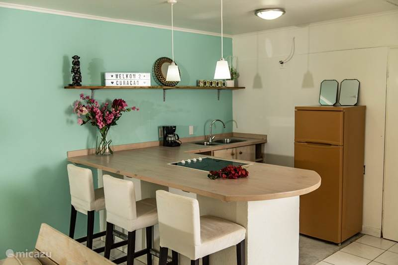 Vacation rental Curaçao, Banda Ariba (East), Jan Thiel Apartment DPB04: Kaya Tibourin (Jan Thiel)