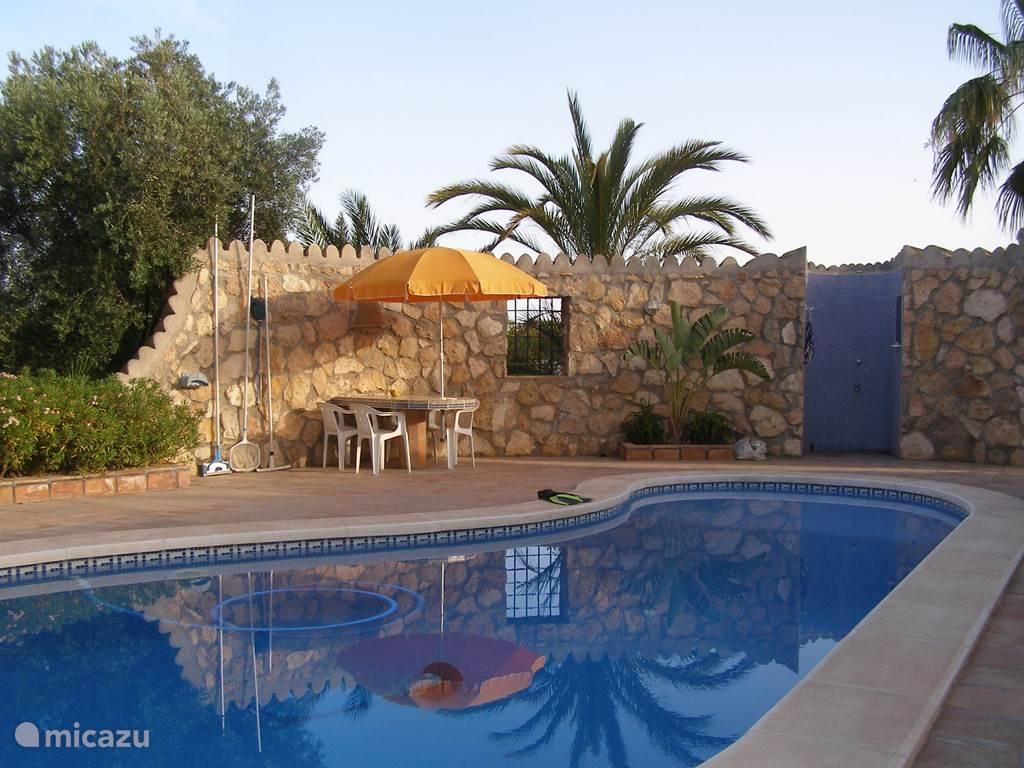 Vakantiehuis Spanje, Costa de Almería, San Juan de los Terreros chalet Casa Del Pescador