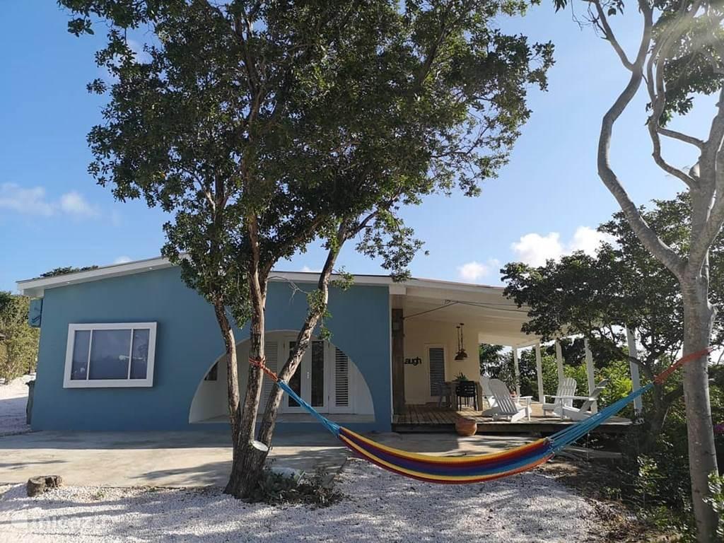 Vakantiehuis Curaçao, Banda Ariba (oost), Jan Thiel Villa KT169: Kaya Telekomunikashon (Brakke