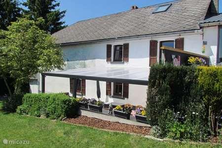 Vakantiehuis België, Ardennen, Burg-Reuland appartement Koekehuis Beneden