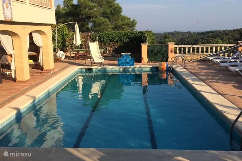 Vakantiehuis Spanje, Costa Brava, Lloret de Mar Villa Casa A