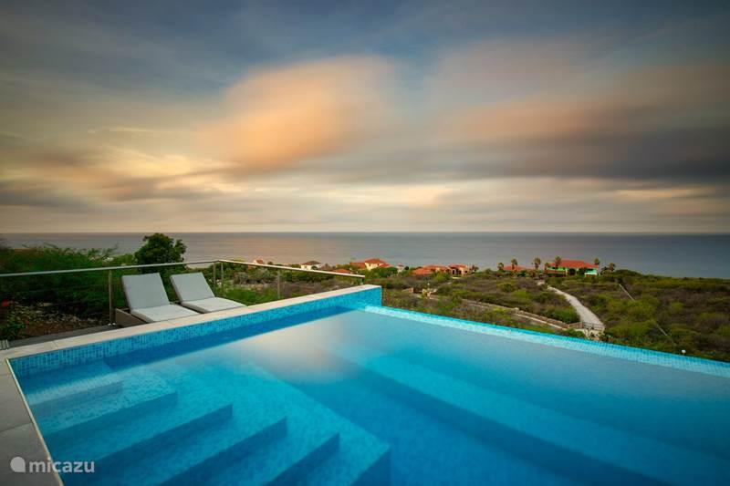 Ferienwohnung Curaçao, Banda Abou (West), Coral-Estate Rif St.marie Villa Das Cliffhouse