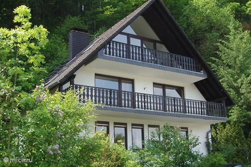 Vakantiehuis Duitsland, Moezel, Traben-Trarbach Appartement ELLA - Würtzgarten