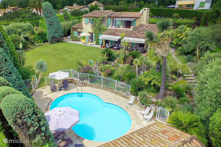 Vacation rental France, French Riviera, Valbonne villa Beautiful holiday villa in Valbonne