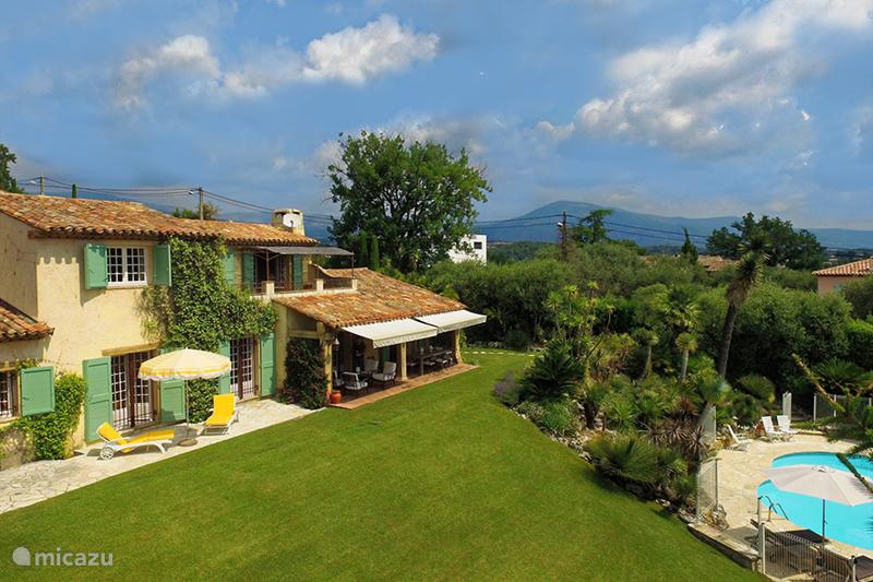 Vakantiehuis Frankrijk, Côte d´Azur, Valbonne Villa Prachtige vakantievilla in Valbonne