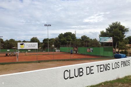 Tennisbanen los pinos