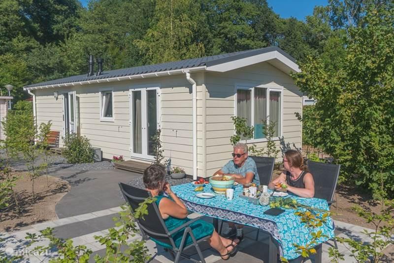 Vakantiehuis Nederland, Gelderland, Aalten Chalet Chalet de Pimpelmees