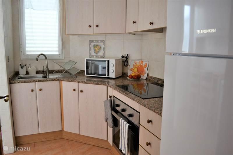 Vakantiehuis Spanje, Costa Blanca, Torrevieja Appartement Strandzolder in Torrevieja