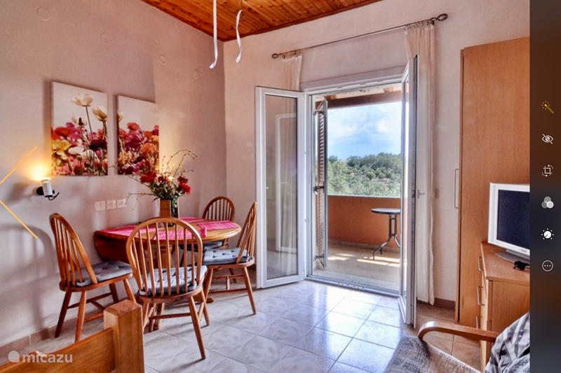 Vakantiehuis Griekenland, Corfu, Perithia Appartement Villa Nicola