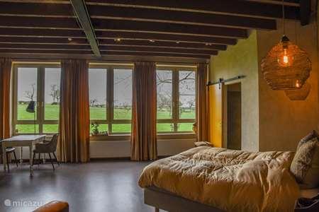 Vakantiehuis Nederland, Limburg, Noorbeek - appartement Verblijf in de oude school 1